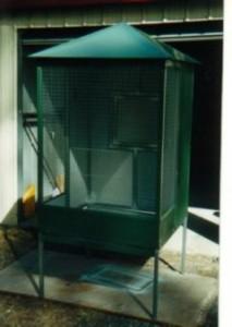 patio aviary
