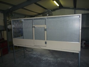 aviaries built to order